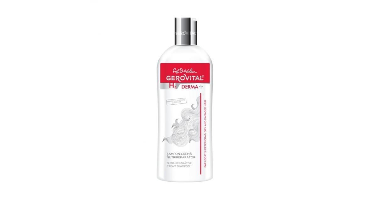 Nutri-Reparative Cream Shampoo