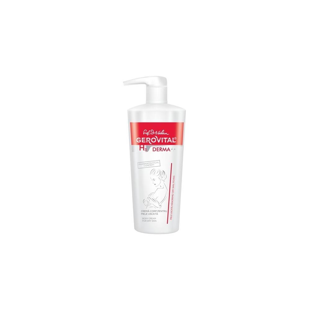 Body Cream for Dry Skin