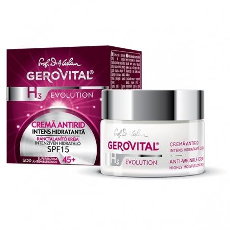 Anti Wrinkle Cream  Highly Moisturising with SPF15
