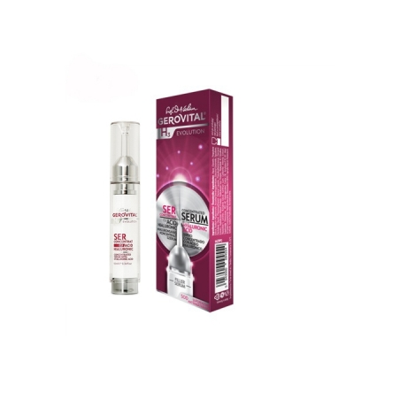 Concentrated serum with hyaluronic acid