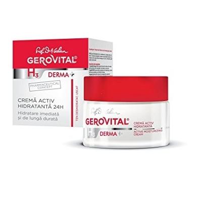 Active Moisturizing Cream 24h