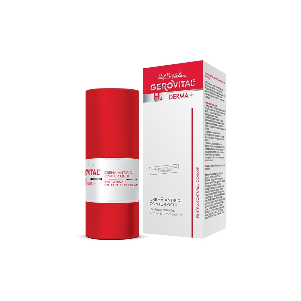Anti Wrinkle Eye Contour Cream