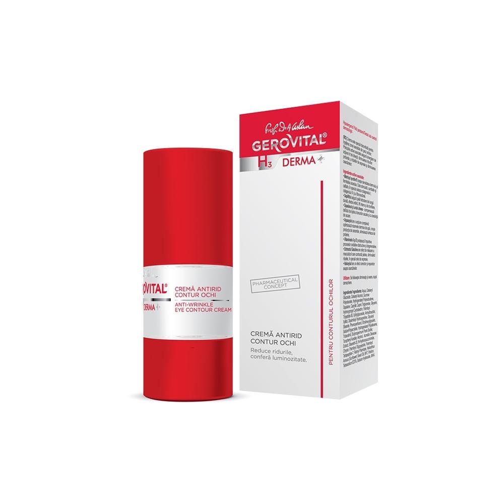 Anti Wrinkle Eye Contour Cream