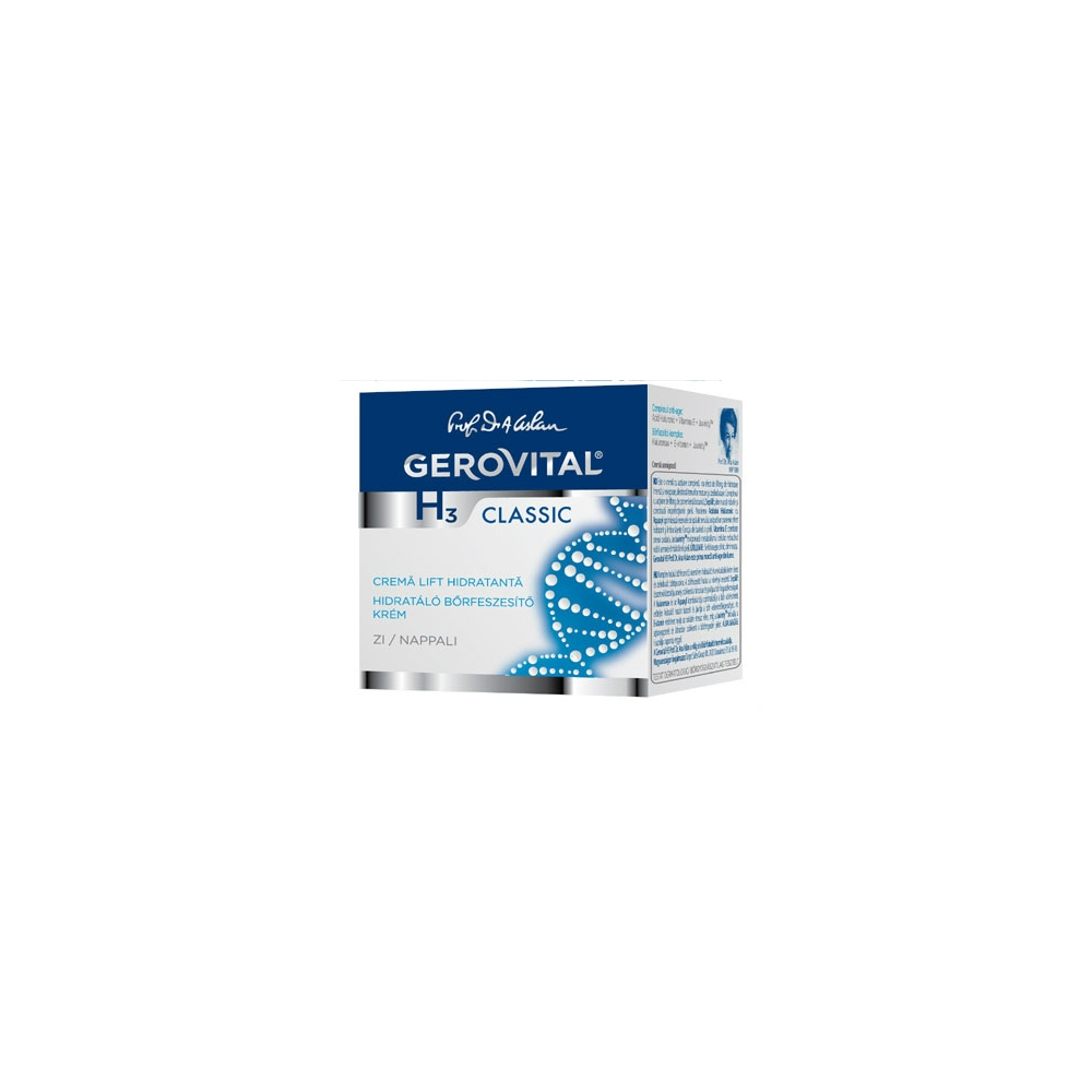 NEW :: Intensive Moisturizing Day Cream